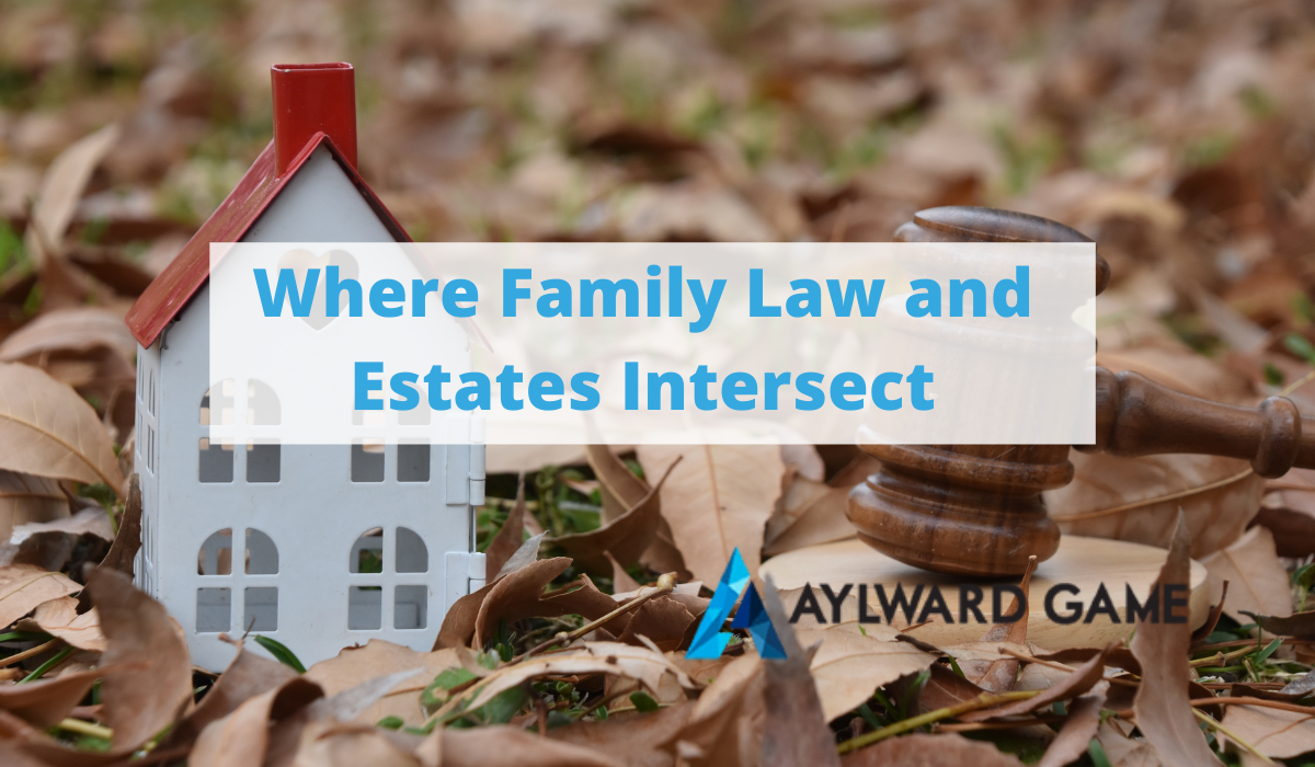 Where Family Law and Estates Intersect