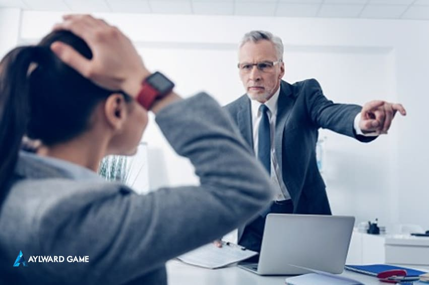 Cursing or Swearing In the Workplace