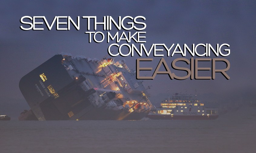 7 Things to Make Your Conveyancing Easier (For You!!)