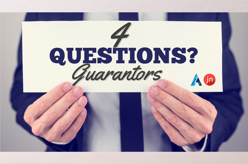 What You Need To Ask Yourself Before Signing A Guarantee