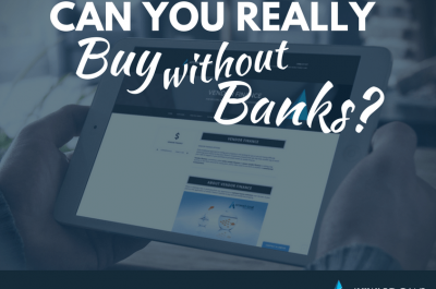 Can you really buy without banks?