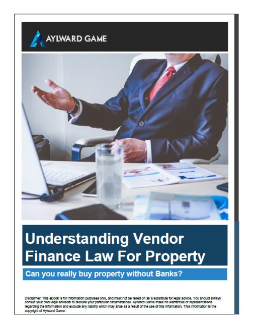 vendor finance eBook