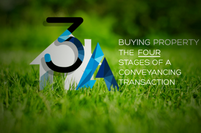 The Four Stages of A Conveyancing Transaction – Buyers Part 3 Unconditional