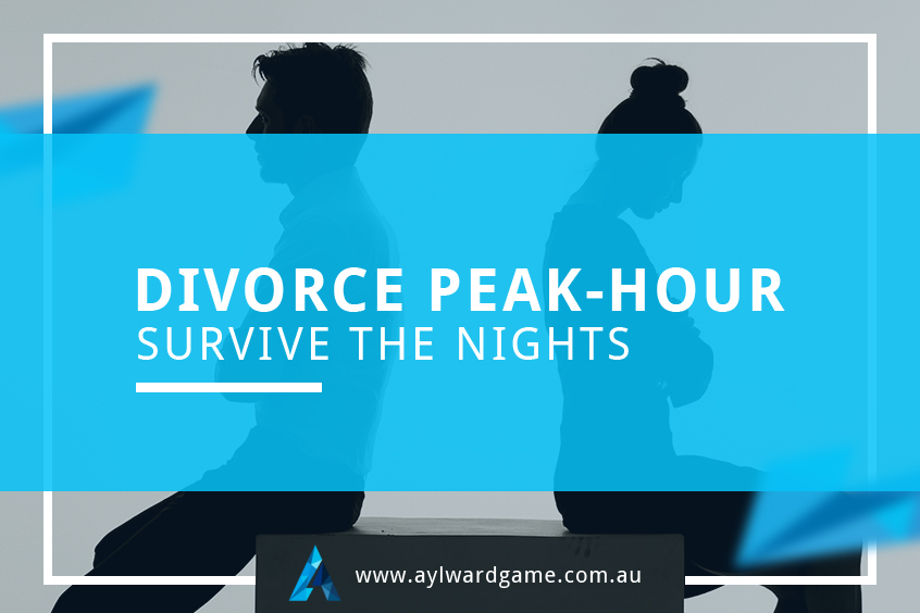 Divorce Peak-hour: Survive The Nights