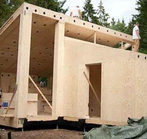 flat pack housing