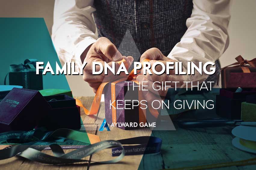 Family DNA Profiling: The gift that keeps on giving