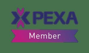 PEXA Members Badge