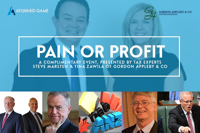 Pain or Profit? Unlocking the next 12 months of Australia's financial future