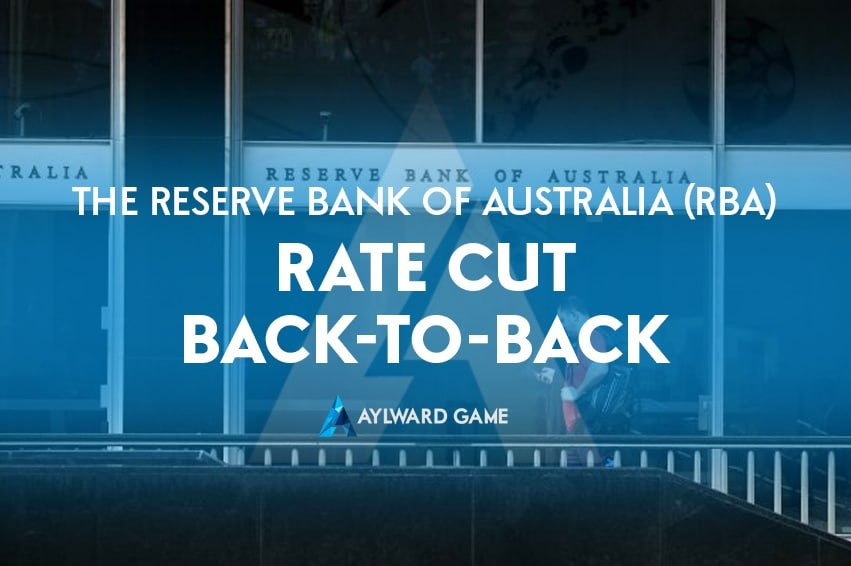 The Reserve Bank of Australia (RBA) Rate Cut Back-to-back