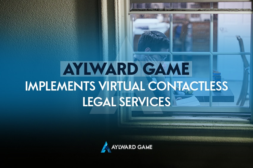 Aylward Game Implements Virtual Contactless Legal Services