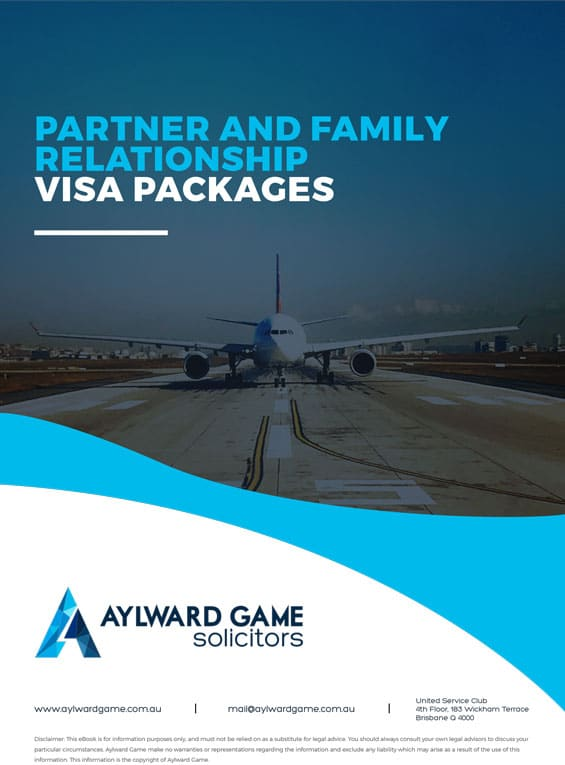 Partner-and-Family-Relationship-Visa-Packages