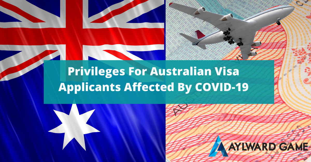 Privileges For Australian Visa Applicants Affected By COVID-19