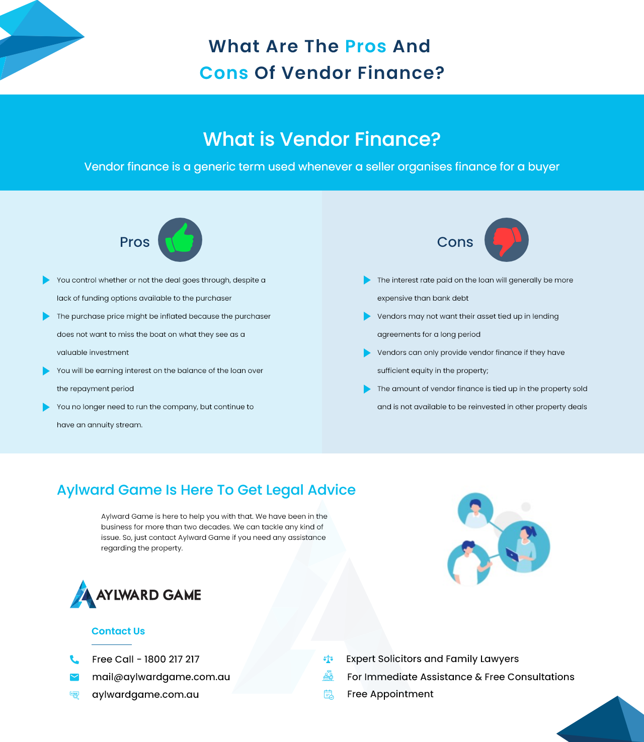 Pros And Cons Of Vendor Finance