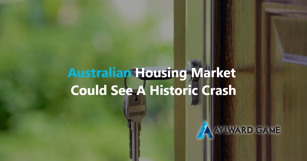 Australian Housing Market Could See a Historic Crash