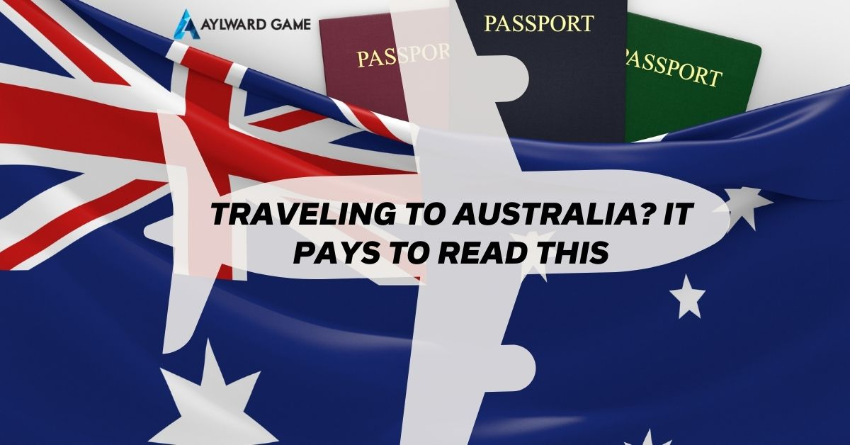 Traveling to Australia? It Pays To Read This