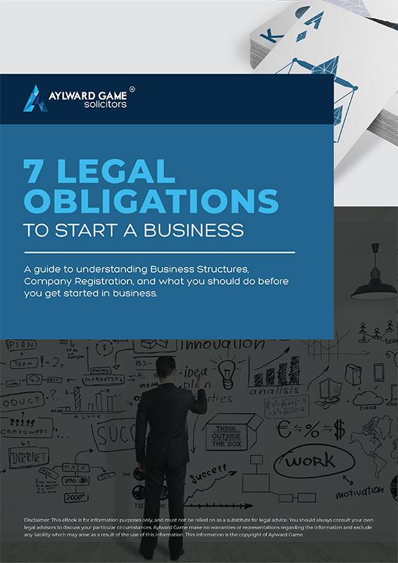 Legal Obligations
