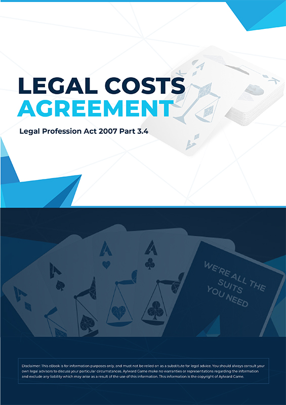 Legal Costs Agreement